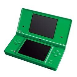 Nintendo DSi - Mario Party DS : édition verte