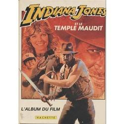 Indiana Jones et le temple maudit (L'album du film)