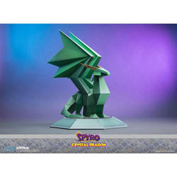 Crystal Dragon (Regular) - Spyro the Dragon