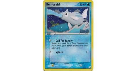 Remoraid Pokemon Aquapolis Common Card #105//147