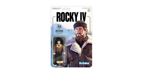 Funko Reaction Figurine Rocky Winter Training