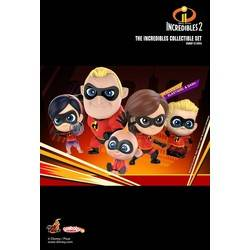 Incredibles 2 - The Incredibles Collectible Set