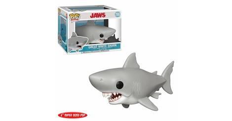 Jaws n°758 15 cm de long Funko Great White Shark Pop!