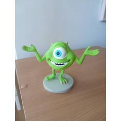 bon état Figurines Disney Pixar auchan Lot de 2 figurines Monstre et Cie
