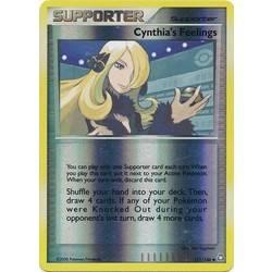 Cynthia/'s Feelings 131//146 D/&P Legends Awakened Uncommon PERFECT MINT Pokemon