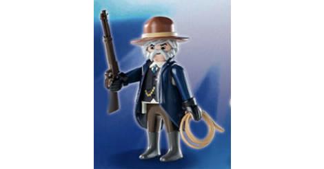 Playmobil THE MOVIE Figures Serie//Series 1 70069 SHERIFF MARSHALL WESTERN COWBOY