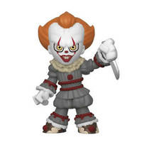 Pennywise with a blade