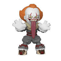 Pennywise with a dog tongue