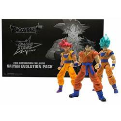 Saiyan Evolution Pack