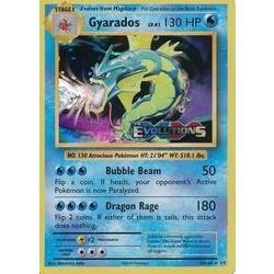POKEMON XY EVOLUTIONS 034//108 GYARADOS HOLO