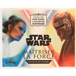"Vignette Leclerc Star Wars /""Maîtriser la force/"" N°69 2019 Poe Dameron"