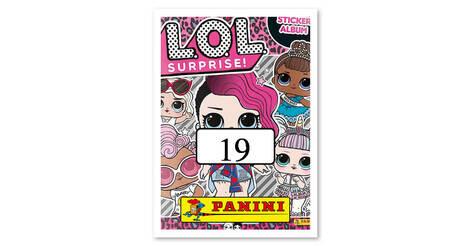 Panini L.o.l surprise 2 Let/'s be Friends sticker 22