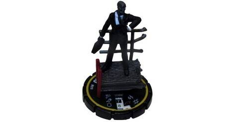 HeroClix Collateral Damage #010 Black Mask