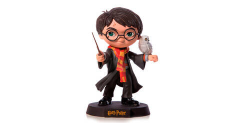 Iron Studios Harry Potter Mini Co Vinyl Figure