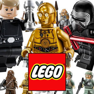 Minifigurines LEGO Star Wars