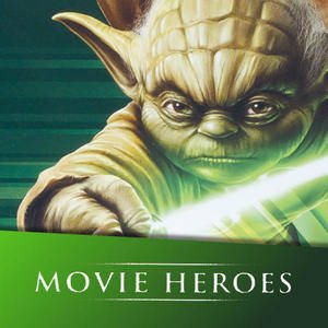 Movie Heroes (Emballage Yoda)