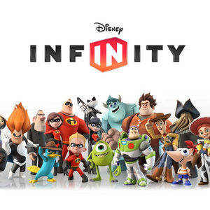 Disney Infinity Action figures