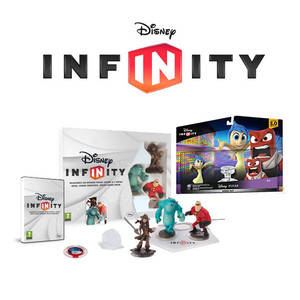 Disney Ininity packs