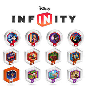 Power Discs Disney Infinity
