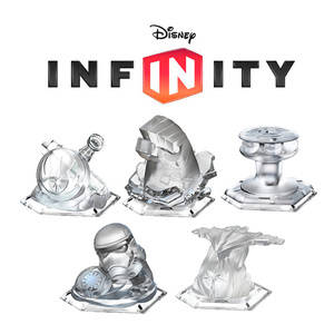 Disney Infinity Adventure trophys