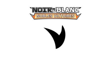 Liste des cartes pok mon nobles victoires - Liste des pokemon noir et blanc ...