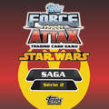 Force Attax : Saga série 2 (France 2013) actuellement en vente