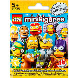 LEGO Minifigures : The  Simpsons Series 2