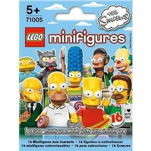 LEGO Minifigures: The Simpsons Series