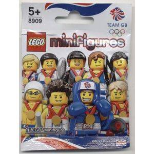 LEGO Minifigures : Team GB