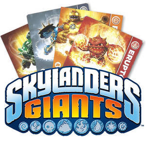 Cartes Skylanders Giants