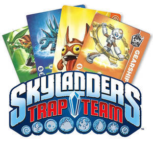 Cartes Skylanders Trap Team
