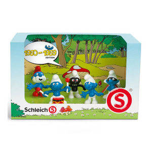 Smurf figure packs