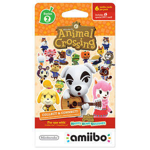Animal Crossing Cards : Series 2