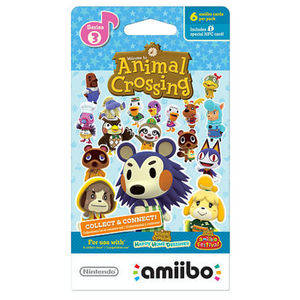 Animal Crossing Cards: Series 3