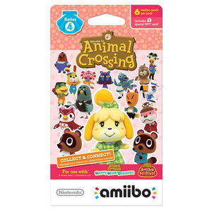 Animal Crossing Cards: Series 4