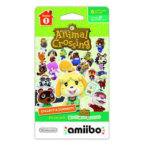 Animal Crossing Cards: Series 1