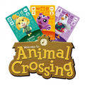Animal Crossing trading cards