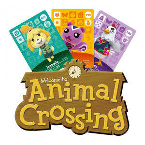 Cartes Animal Crossing