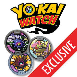 Yo-Kai Watch: Exclusives