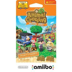 Animal Crossing Cards: New leaf - Welcome Amiibo