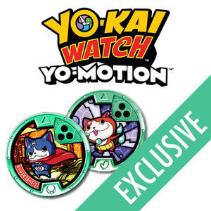Yo-Kai Watch Yo-Motion : Exclusives