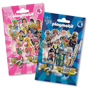 Playmobil Figures: Series 4