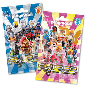 Playmobil Figures: Series 5