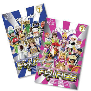 Playmobil Figures: Series 7