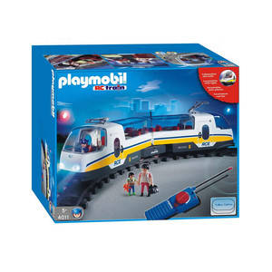 Playmobil Trains
