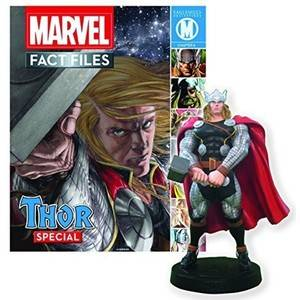 Grandes Figurines Marvel -  Fact Files