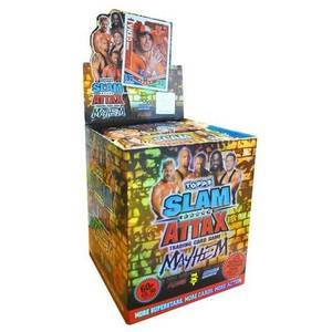 WWE - Slam Attax - Mayhem