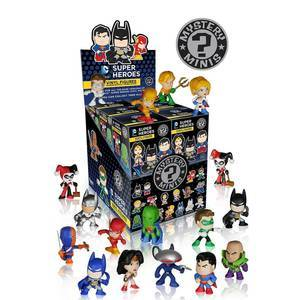 DC Comics - Series 2 - Super Heroes