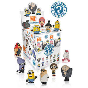 Mystery Minis Despicable Me