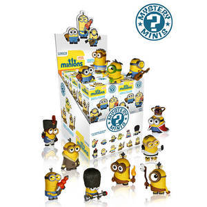 Mystery Minis Minions